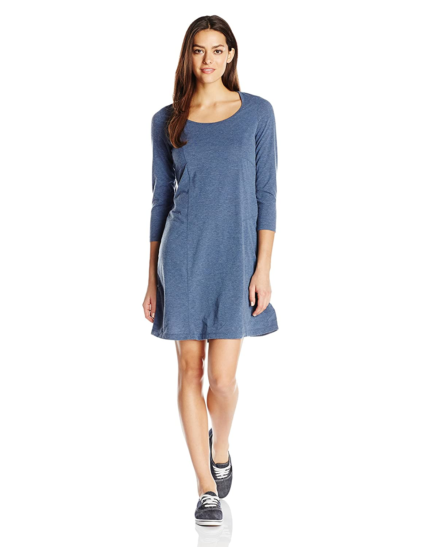 prAna Womens Soskia 3//4 Sleeve Dress