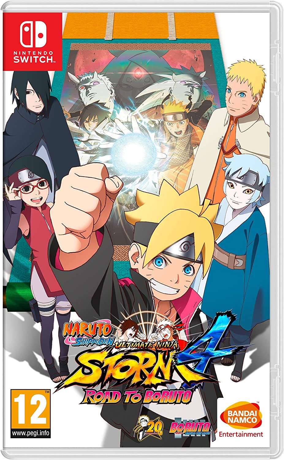 Naruto Shippuden: Ultimate Ninja Storm 4 Road To Boruto: Amazon.es ...