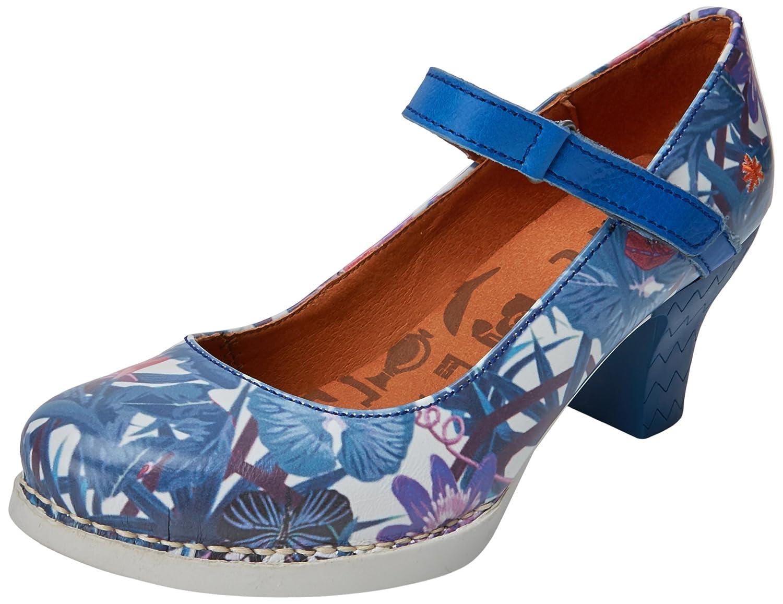 Art 0933f Fantasy Harlem, Zapatos de Tacón con Punta Cerrada para Mujer 36 EU Varios Colores (Hawai)