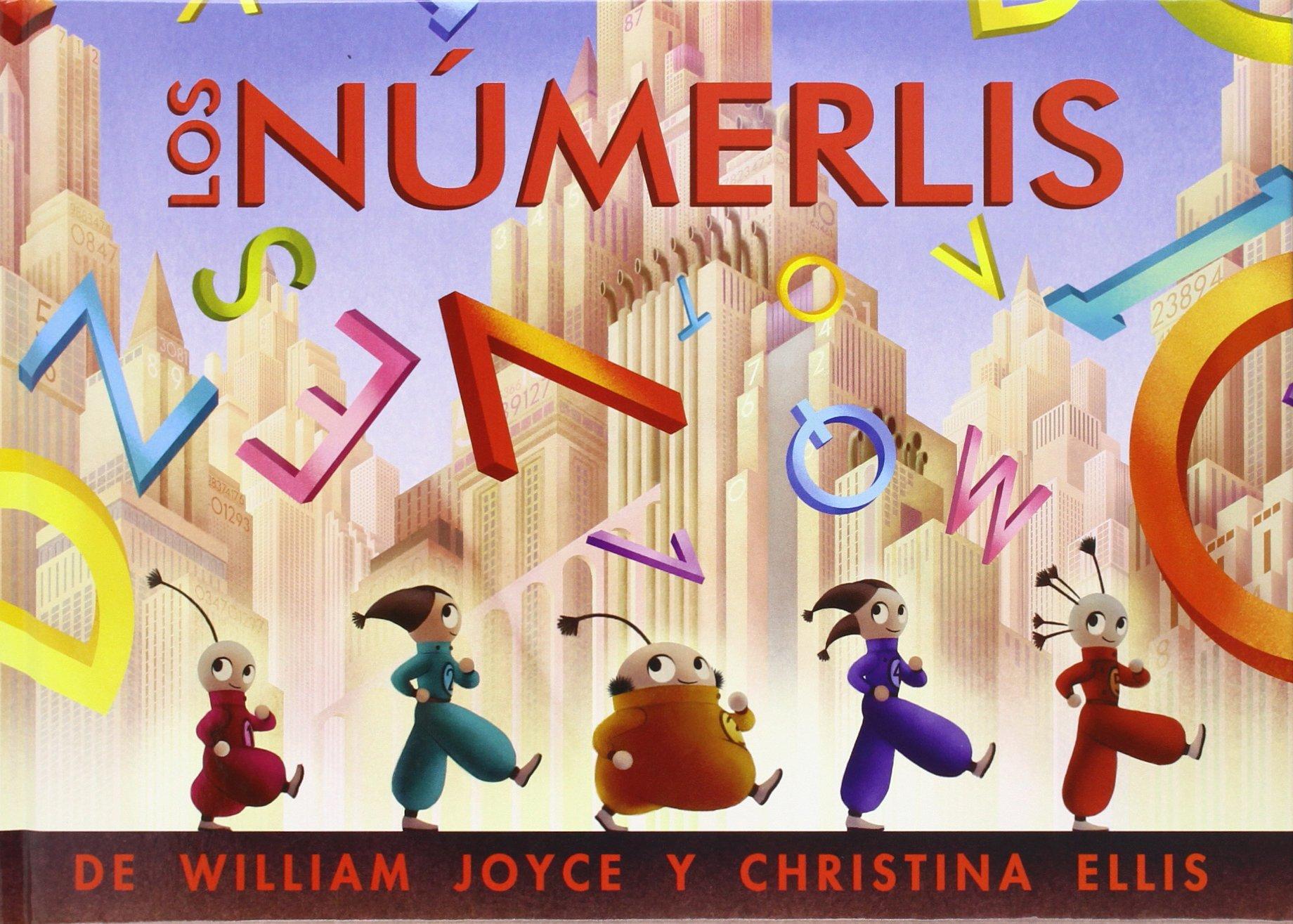 Los númerlis (Spanish Edition) ebook