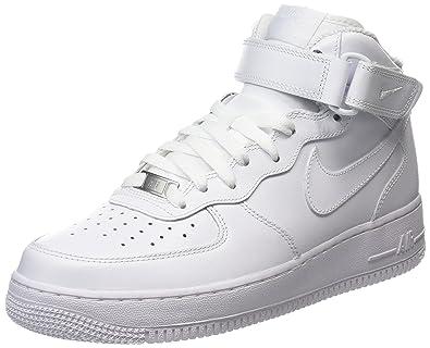 Nike Damen Wmns Air Force 1 '07 Mid Basket: