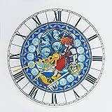Disney ディズニー アクリル時計/キングダム ハーツ