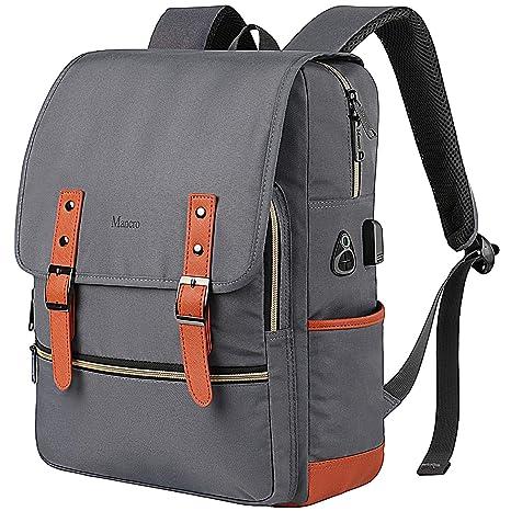 Amazon.com: Mochila para la escuela, mochila para laptop ...
