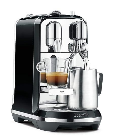 Amazon.com: Breville Nespresso Creatista Cafetera de expreso ...