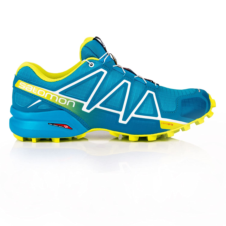 f26a13704828a Salomon Men's Speedcross 4 Trail Running Shoes