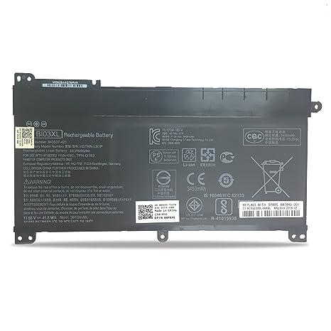 BI03XL Battery BI03XL ON03XL for HP Stream 14-AX000 Series:14-ax010wm 14