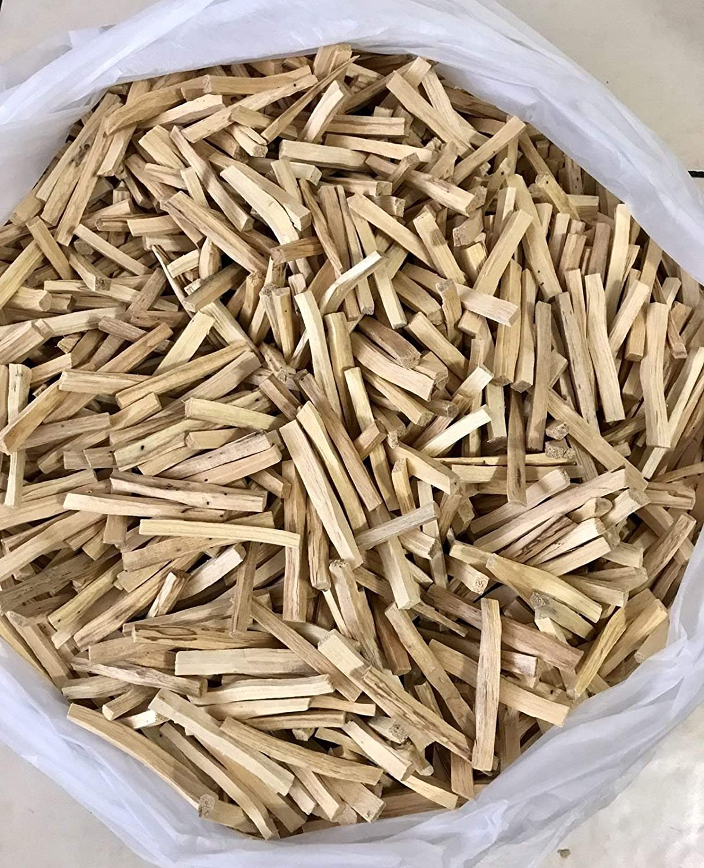 ecuador florida Palo Santo Holy Wood Incense Sticks 2 Lb Size Bag