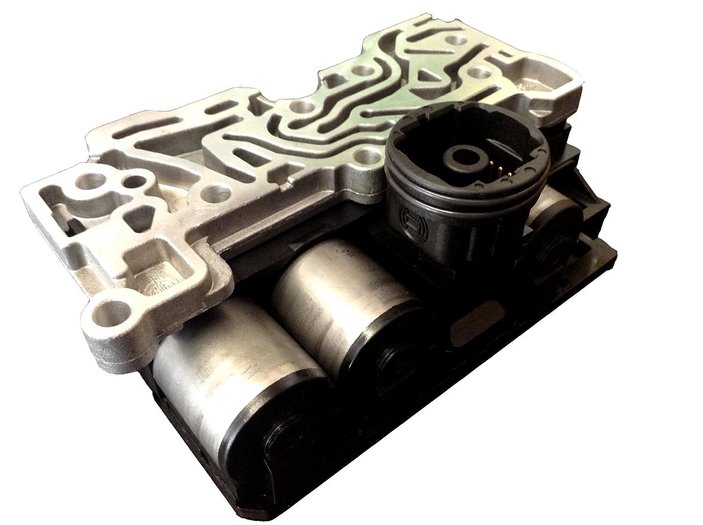 Amazon com wellington parts corp 5r55s 5r55w transmission solenoid pack 9l2z 7g234 aa automotive