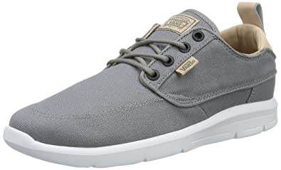45a3c887fd Vans Men s Ua Brigata Lite Low-Top Sneakers  Amazon.co.uk  Shoes   Bags