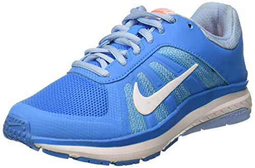 79a7911330bf Nike Women s WMNS Dart 12 MSL Blue Glow White Running Shoes-3 (831539
