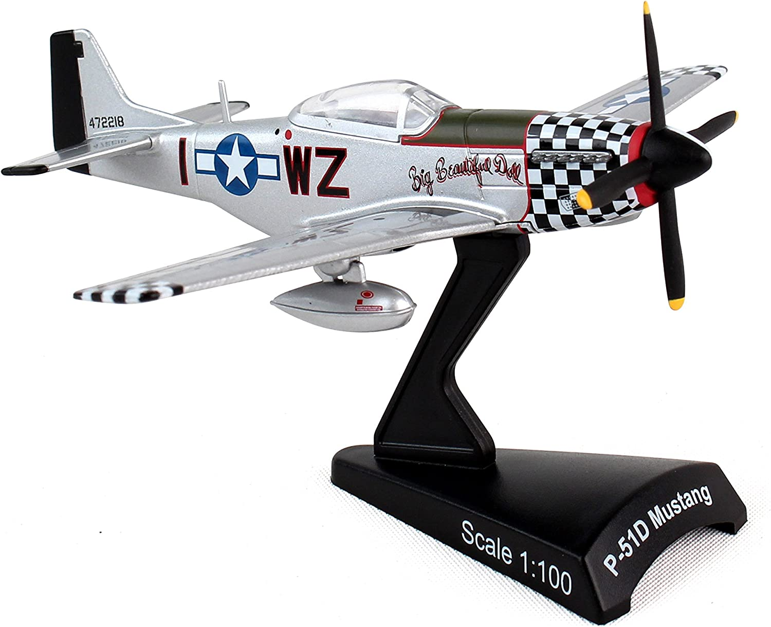 Daron Postage Stamp Plane Big Beautiful Doll