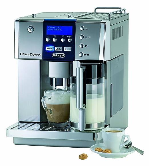 DeLonghi PrimaDonna - Máquina de café: Amazon.es: Hogar