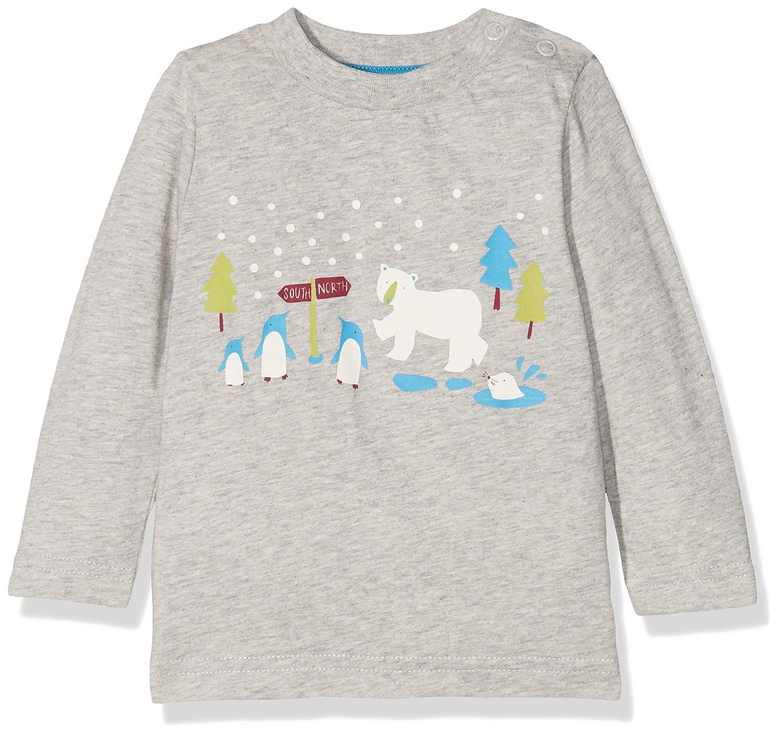 Kite Baby Boys' Snow Scene Longsleeve T-Shirt BB940