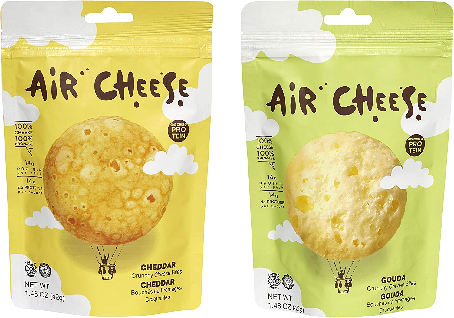 air cheese keto snacks variety pack high protein low carb snacks 100 cheese 2 pack variety 84 grams amazon ca grocery air cheese keto snacks variety pack high protein low carb snacks 100 cheese 2 pack variety 84 grams