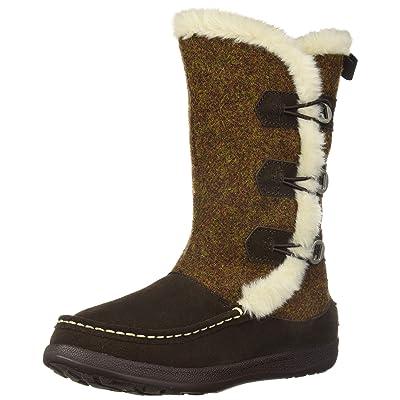 Woolrich Women's Elk Creek II Snow Boot, Black, 10 M US | Snow Boots
