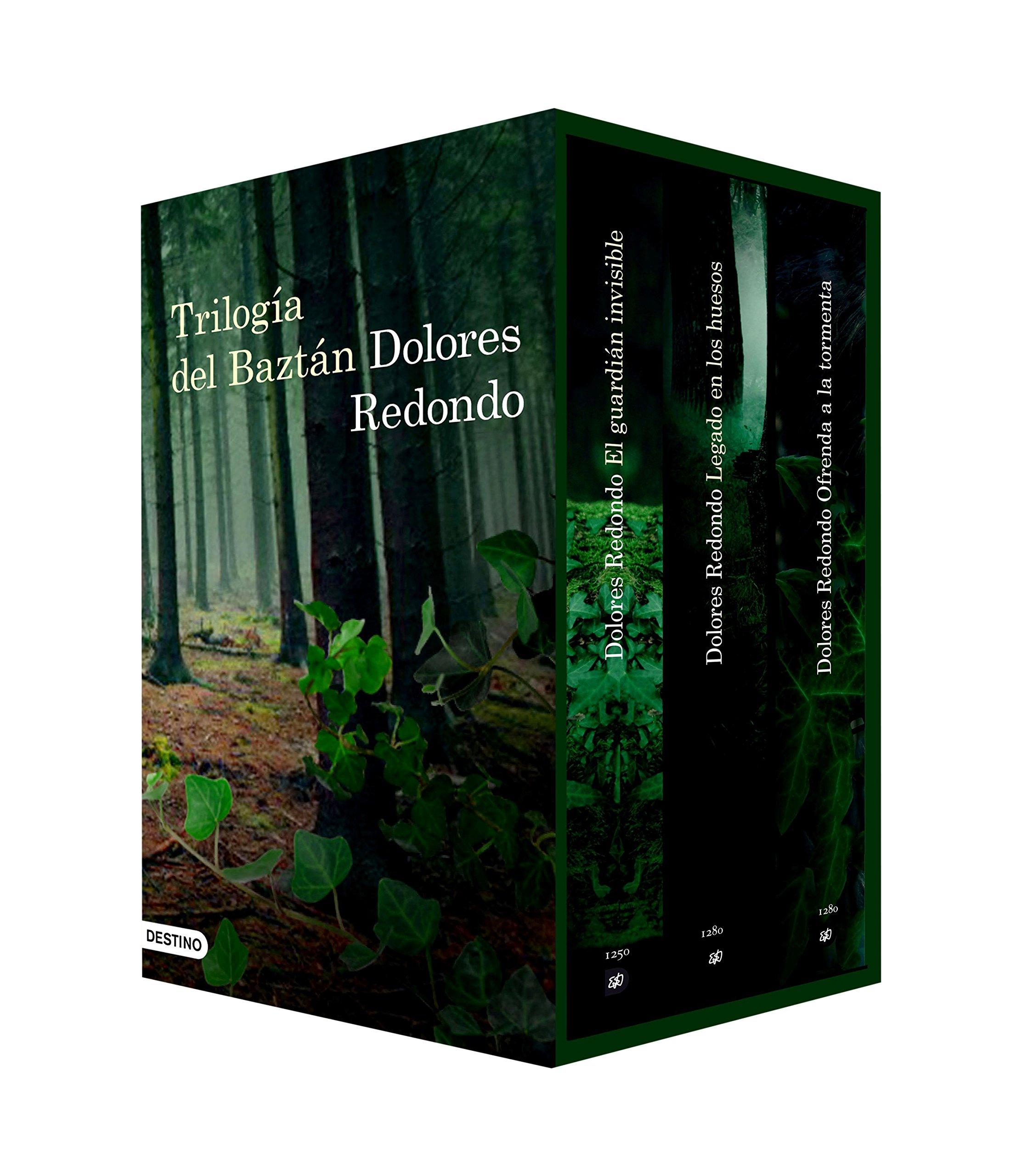 Estuche Trilogía del Baztán (VARIOS): Amazon.es: Dolores ...