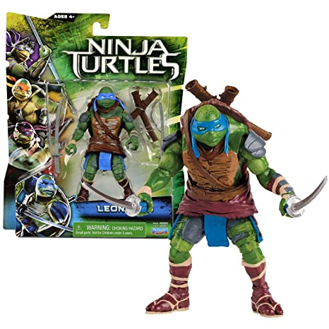 Amazon.com: PlayMates año 2014 teenage mutant ninja turtles ...