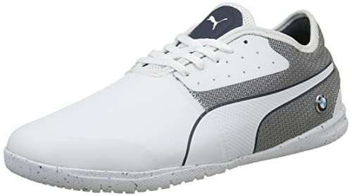 Puma Men s BMW Ms Changer Ignite H2T White Sneakers - 7 UK India (40.5 d84a31b73