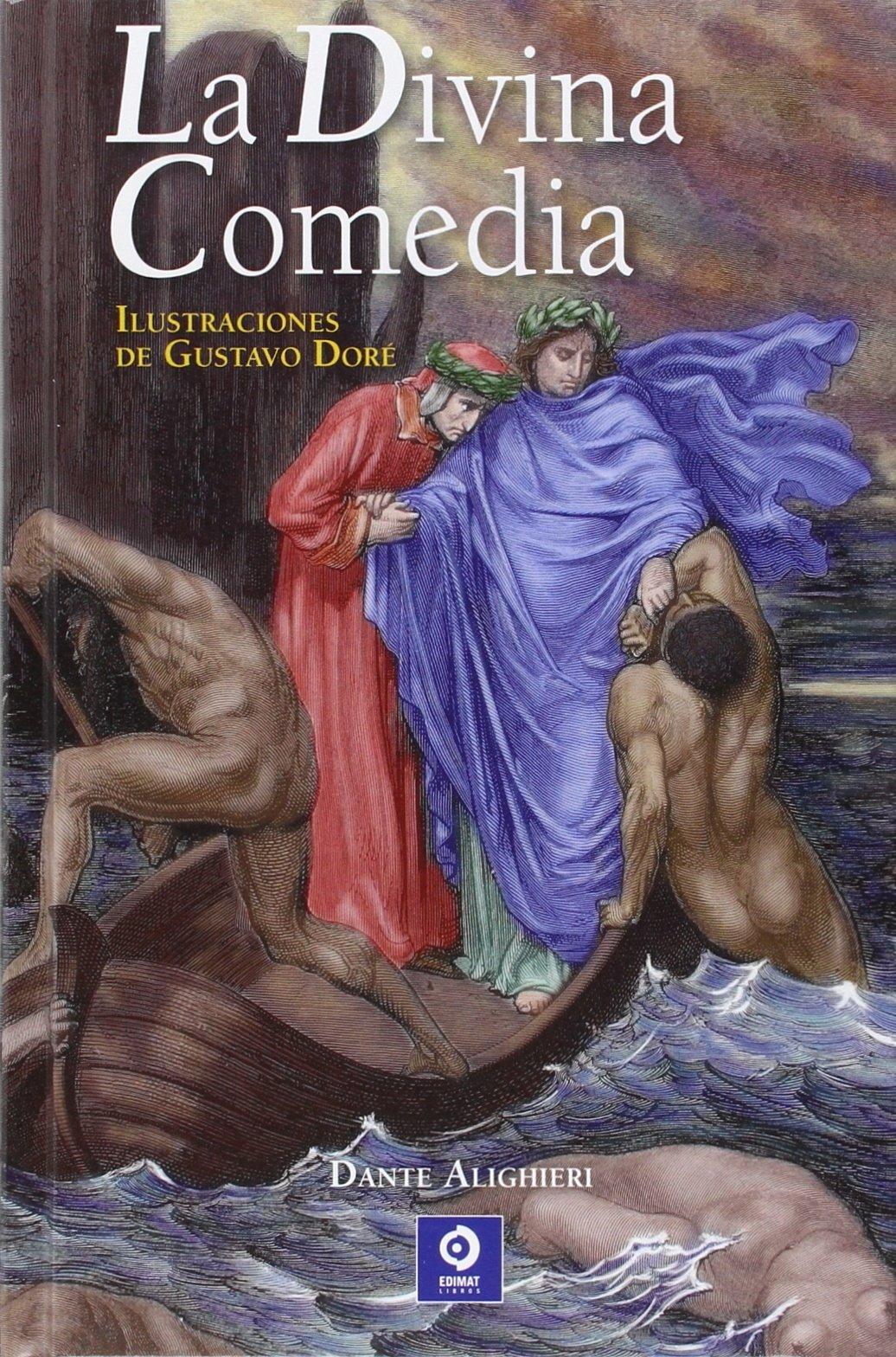 LA DIVINA COMEDIA (GRANDES CLÁSICOS DE PELÍCULA): Amazon.es: DANTE ALIGHERI, EQUIPO EDITORIAL: Libros