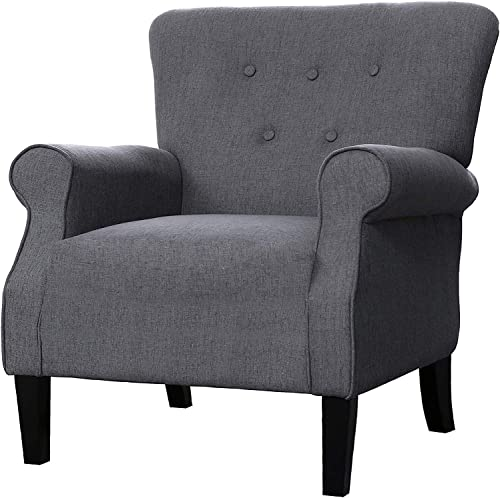 Reviewed: LOKATSE HOME Modern Classic Accent Fabric Arm Chair