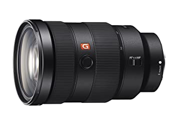 Sony SEL2470GM E-Mount Camera Lens: FE 24-70 mm F2 8 G Master Full Frame  Standard Zoom Lens