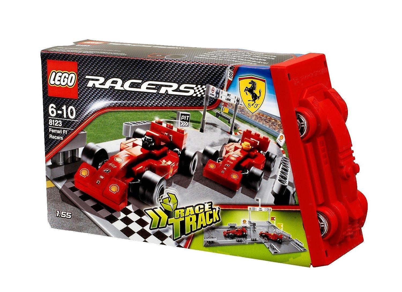 LEGO Ferrari F1 Racers 8123 LEGO Brick Company