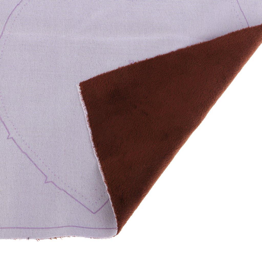 Homyl Oso kit para hacer peluches DIY contiene hilos agujas telas y instruccione