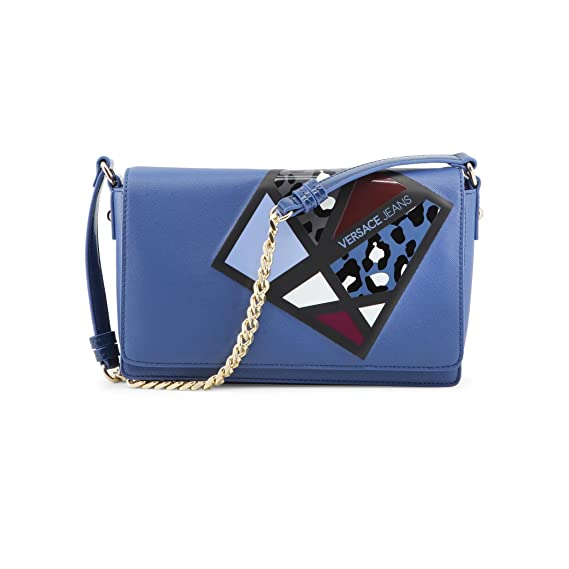 Versace Jeans Crossbody Bags Blue  Amazon.co.uk  Clothing 7319090f8b047