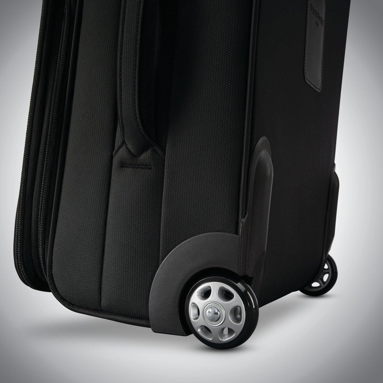 Black Samsonite Advena Softside Expandable Upright Luggage