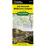 Bob Marshall Wilderness (National Geographic Trails Illustrated Map)