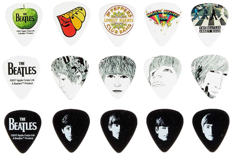 Planet Waves Beatles Collection Guitar Pick Tin Plectrums 1CAB4-15BT1