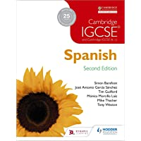 Cambridge IGCSE® Spanish Student Book Second Edition