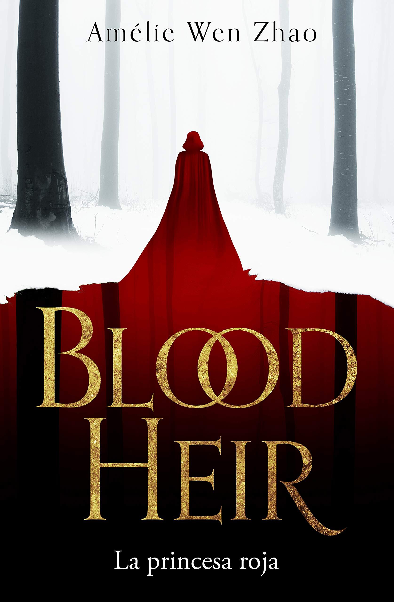 La princesa roja (BLOOD HEIR 1): Amazon.es: Wen Zhao, Amélie, Elena Macian  Masip;: Libros
