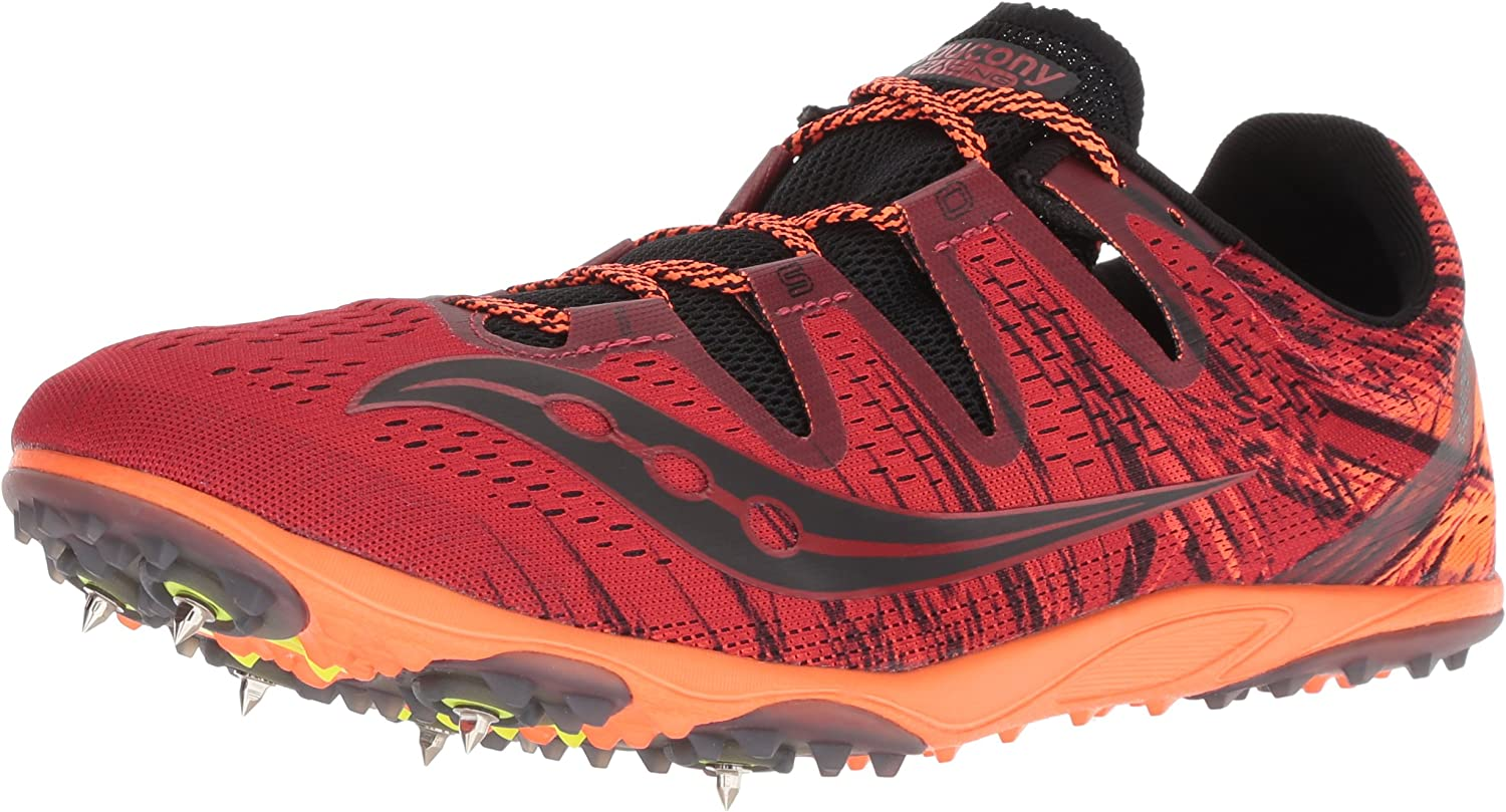 Saucony Men s Carrera XC 3 Track Shoe