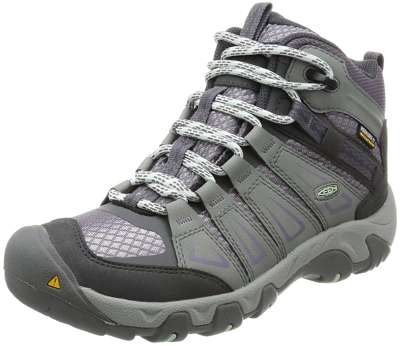 aa3f15ea58a8 KEEN Women s Oakridge Mid WP Hiking Boots  Amazon.ca  Shoes   Handbags