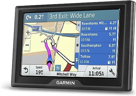 Garmin Drive 60 EU LM - Navegador GPS con mapas de por Vida (Pantalla de 6
