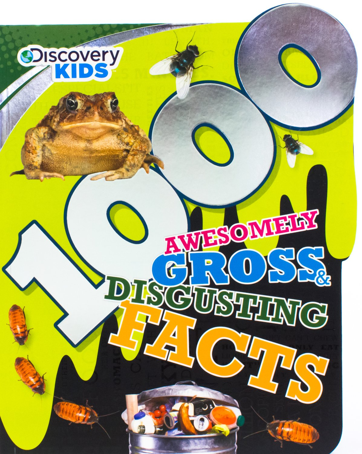 1000 Awesomely Gross & Disgusting Facts (Discovery Kids): Parragon Books:  9781472346452: Amazon.com: Books
