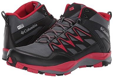 Nori NIB Mens Columbia Wayfinder Mid Outdry Hiking Boots Waterproof Copper