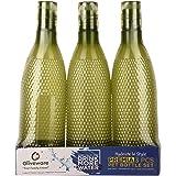 Oliveware Premium PET Water Bottle (1000 ml, Green)