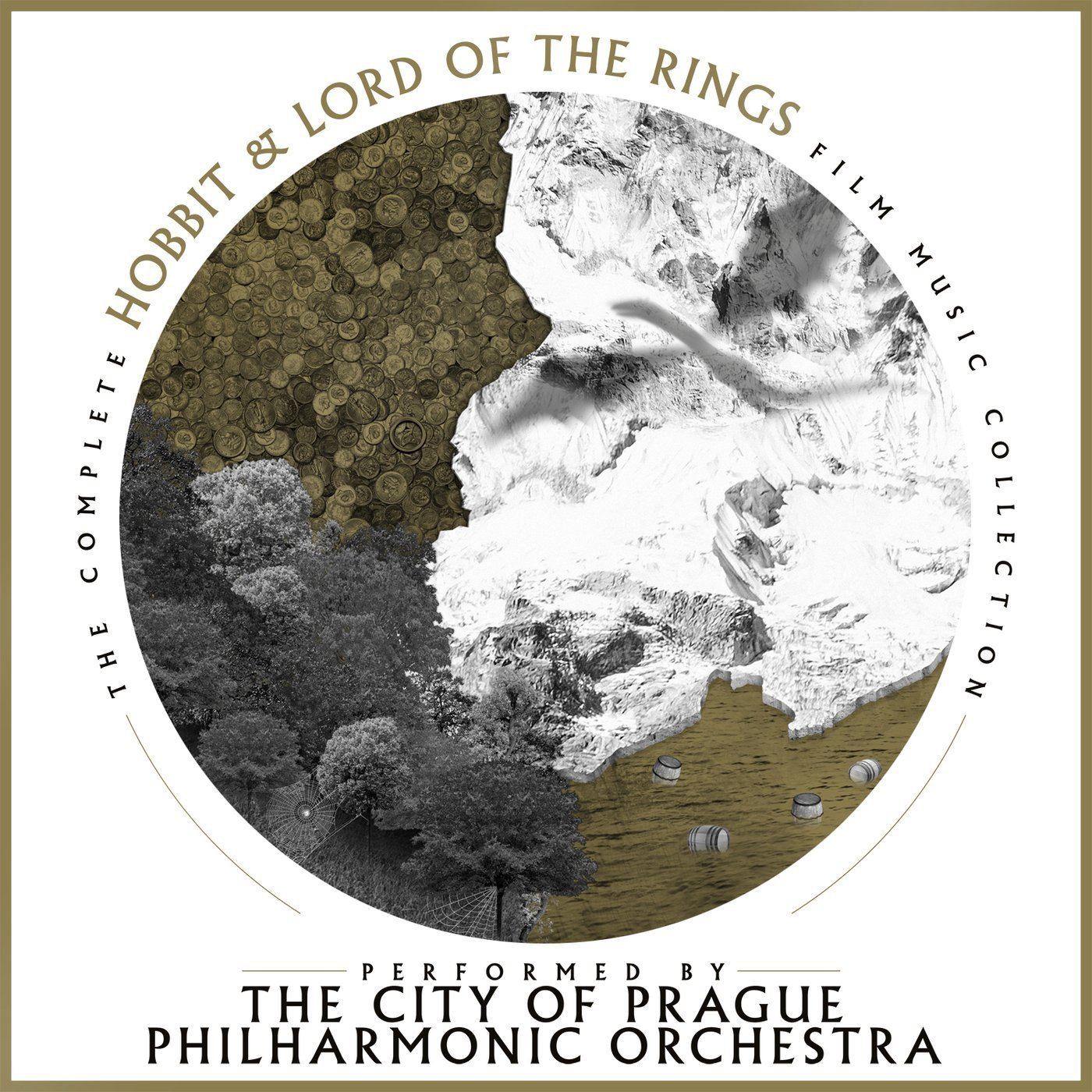 The City Of Prague Philharmonic Orchestra The Hobbit And The Lord