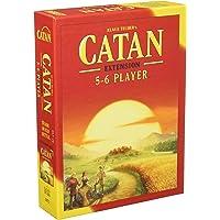 Mayfair Games Catan Extensión para 5-6 Jugadores - 5ta edición