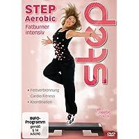 Step Aerobic - Fatburner Intensiv [Reino Unido] [DVD]