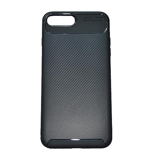 Amazon.com: KJN Black Phone Case for iPhone 8 Plus: Cell ...