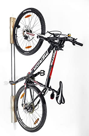 Colgador bicicleta pared