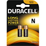 Duracell Specialty Type N Alkaline Battery, pack of 2