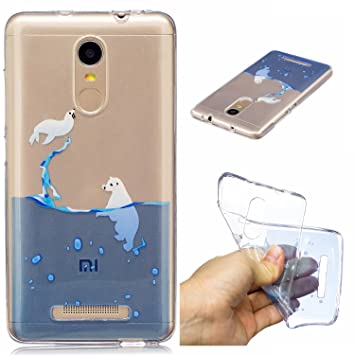 Xiaomi Redmi Note 3 Hulle Case Cozy HutR Liquid Crystal Ultra Dunn