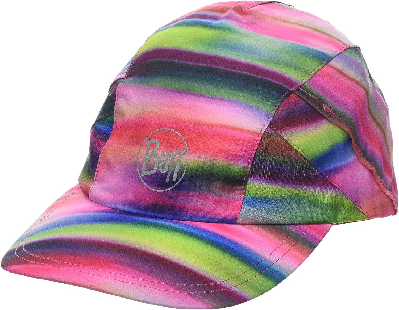 Buff Gorra para Correr R-Luminance Pro, Multicolor, Talla única ...