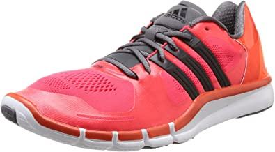 Adidas M18107 - Zapatillas Running para Hombre, Color Multicolor (infred/black1/shagre), Talla 40.67: Amazon.es: Zapatos y complementos