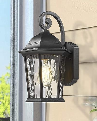 Eapudun Outdoor Wall Light Fixture