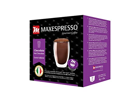 MaxEspresso Gourmet Coffee,100% Made In Italy. - (Dolce Gusto Compatible Coffee
